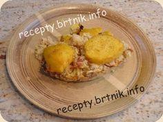 Zapečený květák s bramborem Eggs, Breakfast, Food, Morning Coffee, Essen, Egg, Meals, Yemek, Egg As Food