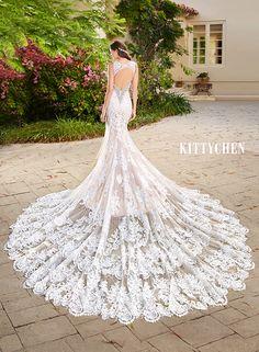 Wedding Dresses | Bridal Gowns | KittyChen - Candice #kittychen
