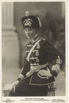 Princess Victoria Louise of Prussia, 1913
