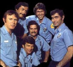 Yep, I admit it - these guys got me hooked into doing this career. Emergency, Squad 51.