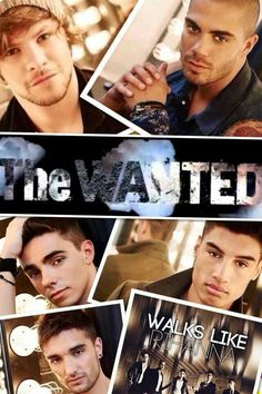 The Wanted, awesome band