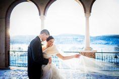 Wedding Day   Bride & Groom   Winter Wedding   Love © Matt Ramos Photography