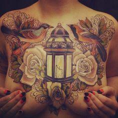 Chest Tattoo (27)