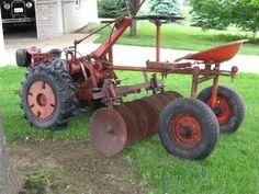 Lawn All Garden Tractor