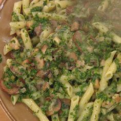 Florentine Penne with Chicken- Saw this on Rachel Ray today and it looked yummy!!!