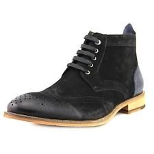 Bugatchi Alta MEN Wingtip TOE Suede Boot | eBay