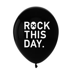 ROCK THIS DAY.