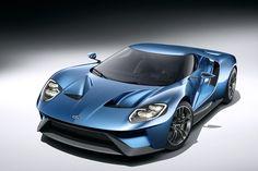 Ford GT: Detroit Motor Show 2015 - Bilder - autobild.de