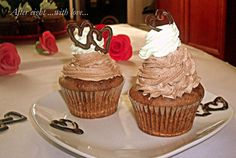 """Cupcakes """"After Eight"""""""