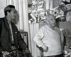 WILFREDO LAM , Y PABLO PICASSO