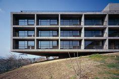 SUBTILITAS Mount Fuji Architect's Studio - Seto housing, Hiroshima 2013
