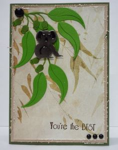 Hello You have probably noticed by now that I have a thing for our Aussie plants and animals. For these cards I have used the new Austral. Australian Christmas Cards, Baby Artwork, Quilling Cards, Card Making Techniques, Punch Art, Paper Roses, You're Awesome, Xmas Cards, Birthday Cards