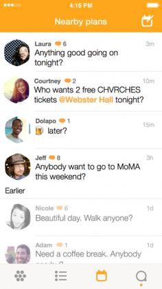 Σήμερα (15/05) η κυκλοφορία του #Swarm για Android και iOS από το #Foursquare! - #SocialMedia