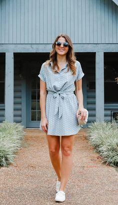 Keds, Shirt Dress, Shirts, Dresses, Style, Fashion, Gowns, Vestidos, Swag