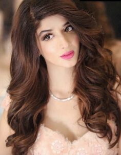 Image result for mawra hair colour