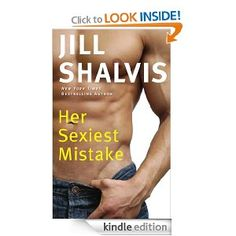Hey all, I've got an old book on sale for $3 if you're interested! It's digital-only (sorry print readers, this is a publisher decision, I swear!).   Amazon.com: Her Sexiest Mistake eBook: Jill Shalvis: Kindle Store