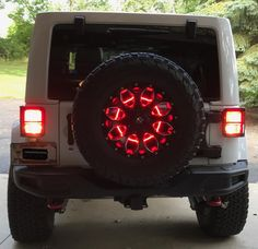Rugged Ridge Jeep Wrangler Accessory Brake Light LED Ring Jeep Wrangler YJ, TJ & JK) - The Effective Pictures We Offer You About Jeeps 2 door A quality picture can tell you many things. Jeep Sahara, Jeep Wrangler Rubicon, Jeep Cj7, Cj Jeep, Jeep Truck, Jeep Wrangler Stickers, Jeep Wrangler Lights, Jeep Stickers, Ford Trucks