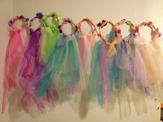 Garden Fairy Halo by QuentensSister on Etsy