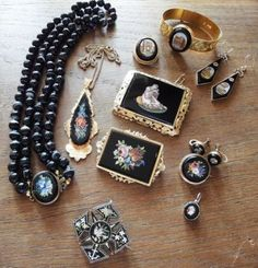My Micro Mosaic jewelry collection
