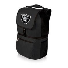 Oakland Raiders Zuma Backpack Cooler