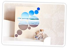 DIY: Geometric Photo Mosaic