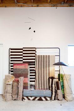 Trending on Remodelista: Dwell in the Desert - Gardenista Desert Design, Shop Interior Design, Decor Styles, Color Schemes, Deserts, New Homes, Band, Living Room, Luxury