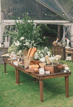 Food Bar Ideas for Your Wedding | Brides.com
