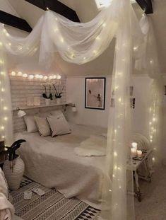 Ways To Make Your Bedroom Feel Like Heaven #bedroomideas » aesthetecurator.com
