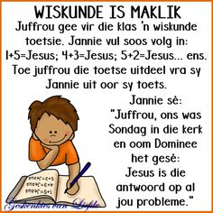 Wiskunde* Exam Wishes, Bible Emergency Numbers, Exam Motivation, Merry Christmas Message, I Love You God, Afrikaanse Quotes, Morning Greetings Quotes, Twisted Humor, Kids Songs