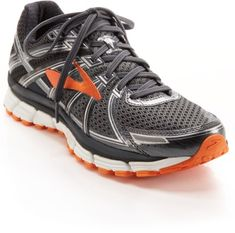 d709b959a55 Brooks Men s Adrenaline GTS 17 Road-Running Shoes Black Anthracite 10.5  Brooks Running Shoes