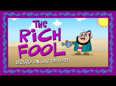 The Parables Of Jesus 5 - The Rich Fool | Zebtoonz Productions