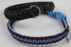 Paracord Dog Collar on Etsy, $14.00