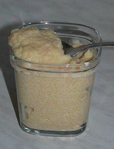Semoule au lait façon La laitière (Thermomix)