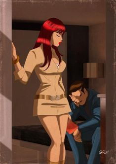 Mary Jane consoles Peter after Gwen Stacy's death | Des Taylor