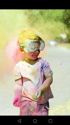 Powder paint pictures