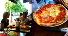 Pizza in Paris? Why not!?
