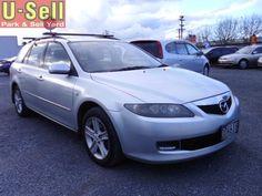 2006 Mazda 6 GSX for sale | $5,270 | https://www.u-sell.co.nz/main/browse/29039-2006-mazda-6-gsx-for-sale.html | U-Sell | Park & Sell Yard | Used Cars | 797 Te Rapa Rd, Hamilton, New Zealand