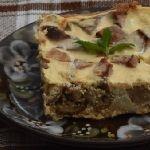 Túrós-almás rakott kalács - Sütőben sült tészták - Hajókonyha recept