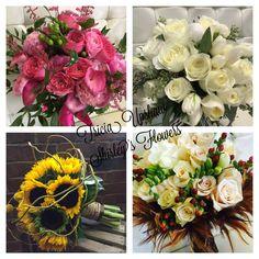 Bridal bouquets ❤️