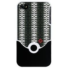 Faux Fur Zebra Print iPhone 4 Slider Case $28.  http://www.cafepress.com/debracortese.637997199