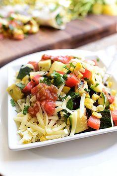 Grilled Veggie Burritos from @Reena Dasani Drummond | The Pioneer Woman