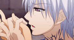 Zero ~ Vampire Knight gif