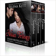 Nolan Trilogy: Boxed Set (Temptation, Confession, Grace) (Under Mr. Nolan's Bed) by Selena Kitt. Get your FREE copy now! Visit http://www.planetebooks.net/nolan-trilogy-boxed-set-temptation-confession-grace-under-mr-nolans-bed-by-selena-kitt/