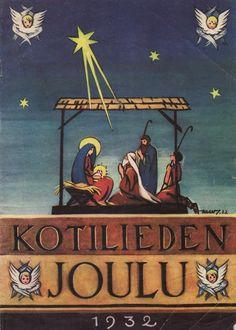 Kotiliesi magazine Christmas
