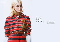 Red Steel Raya Rossi for A Fashion Friend