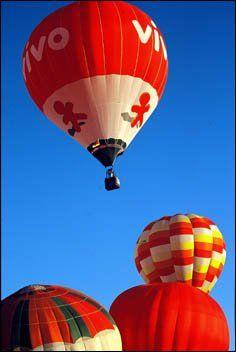 Balonismo em Torres