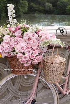 Birthday Wishes Flowers, Happy Birthday Flower, Rosen Arrangements, Floral Arrangements, Wedding Arrangements, Pink Roses, Pink Flowers, Happy Flowers, Pink Peonies