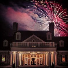 At Salamander Resort & Spa, you will memorable appeal for hosting your corporate retreats, galas and social events. Meeting Venue, Opening Weekend, Beautiful Wedding Venues, Resort Spa, Good Old, Washington Dc, Fireworks, Virginia, Exterior