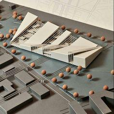 240 Likes, 1 Kommentare - Art & Architecture ( auf Insta . Cultural Architecture, Art Et Architecture, Computer Architecture, Enterprise Architecture, Contemporary Architecture, Archi Design, Atrium Design, Design Design, Design Ideas
