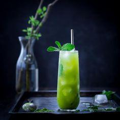 Matcha Mint Tea Recipe